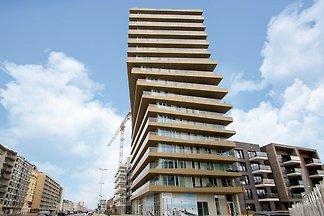 Anspruchsvolle Wohnung in Oostende mit...