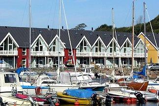 Gemütliches Ferienhaus in Hasle am Meer