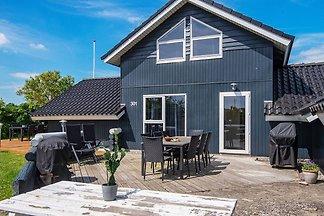 Charmantes Ferienhaus in Juelsminde mit...