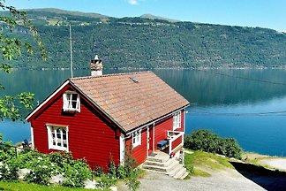 4 Personen Ferienhaus in Utvik