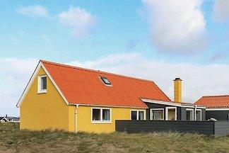 Lebendiges Ferienhaus in Jütland in Meernähe