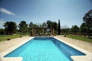 Luxus-Landhaus mit herrlichem Blick auf die S...