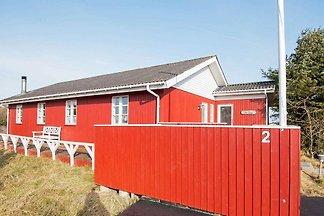 Geräumiges Ferienhaus auf Jütland mit Spa