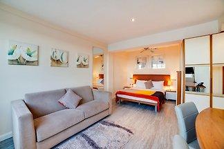 Bezaubernde Wohnung in London mit Whirlpool