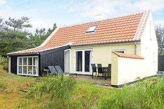 Ruhiges Ferienhaus mit Terrasse in Skagen