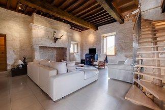Gemütliches Ferienhaus in Penne-d'Agenais mit...
