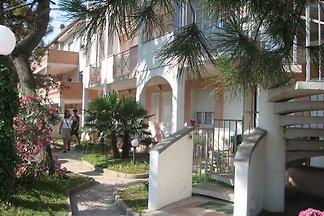 Gemütliches Appartement in Lido Degli Estensi