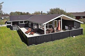 Modernes Ferienhaus in Lønstrup mit Sauna