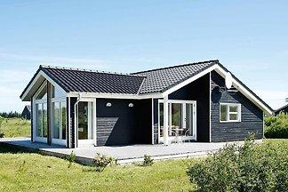 Gemütliches Cottage mit Sauna in Brovst