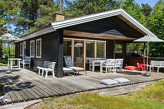 Ruhiges Cottage in Nykobing Sjaelland mit...
