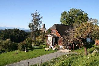Gemütliches Ferienhaus in Leibenfels mit...