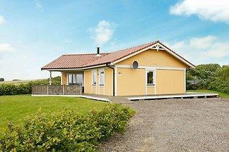 Modernes Ferienhaus in Vestervig mit Sauna