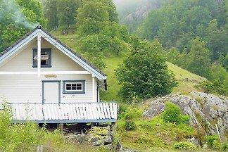 7 Personen Ferienhaus in Åkra