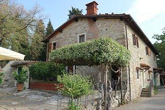 Rustikales Ferienhaus in Pelago mit...