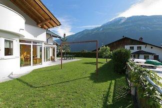 Luxuriöse Villa mit privater Terrasse in...