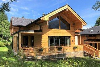 Modernes Chalet in Tauplitz mit Sauna