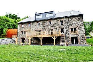 Kombination von zwei renovierten Häusern mit ...