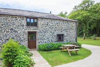 Schönes Ferienhaus mit Kamin in Tavistock