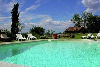 Exklusive Villa in Cortona mit privatem...