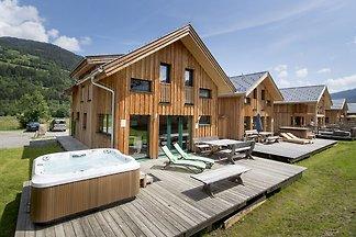 Modernes Holzchalet in Sankt Georgen ob Murau...