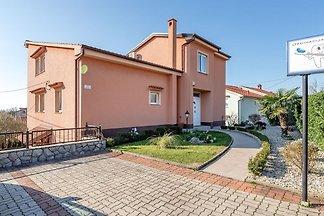 Plüsch-Apartment in Rijeka mit Whirlpool und ...