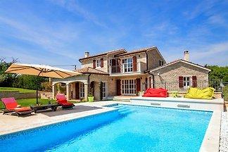 Wunderschöne Villa in Baderna mit privatem...