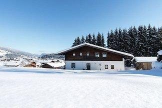 Vrijstaande vakantiewoning in Flachau met vee...