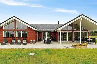 Luxuriöses Ferienhaus in Jütland in Meernähe