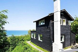 Hübsches Ferienhaus in Asnæs am Meer