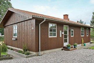 Ferienhaus in Grenaa, Jütland mit überdachter...