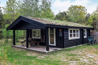 Rustikales Ferienhaus in Laeso, Dänemark auf...