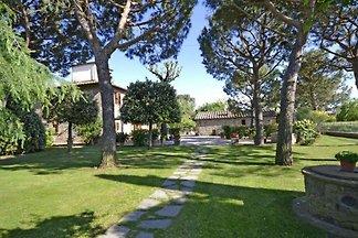 Toskanische Villa in Cortona mit privatem...