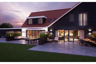 Moderne 6-Personen-Villa in De Cocksdorp,...