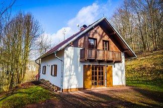 Gemütliches Ferienhaus in Skigebietsnähe in...