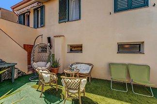 Charmantes Apartment in Carbonia mit Garten