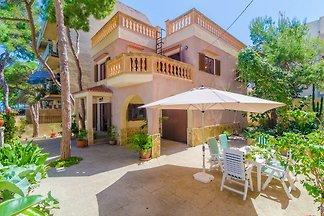 CAN PEDRO ROS - Ferienhaus für 6 Personen in...