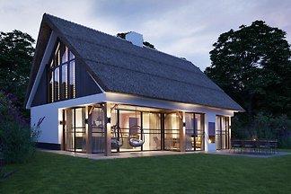 Luxusvilla mit Sauna, nur wenige Minuten vom ...