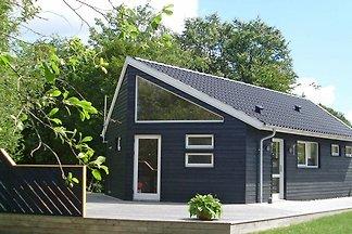 Modernes Ferienhaus in Børkop mit Barbecue
