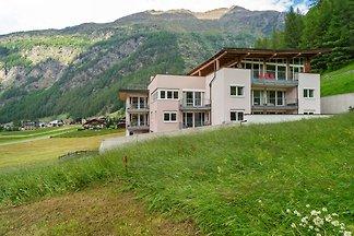 Traumhafte Wohnung in Zwieselstein mit Balkon