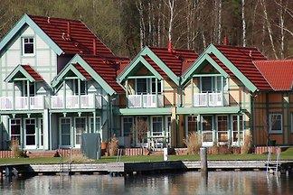 Maison de vacances cosy, poêle à bois, au bor...