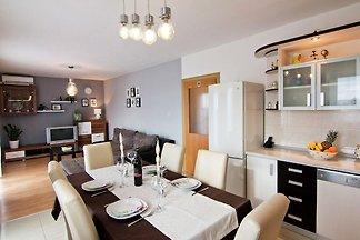 Schönes Apartment in Podstrana Dalmatien,...