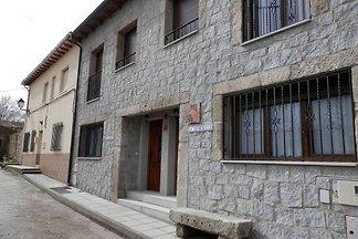 Charmantes Ferienhaus in Ávila, Spanien, mit...