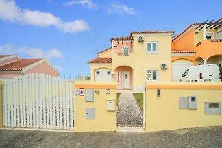 Ferienhaus in Santa Bárbara mit Garten und...