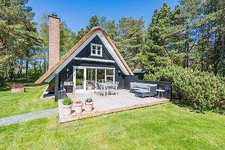 4 Personen Ferienhaus auf einem Ferienpark Nø...