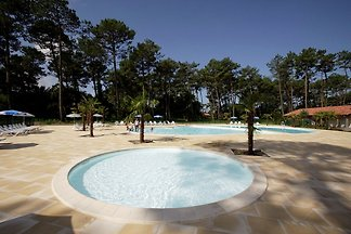Nice Holiday home with bath in the French Bas...