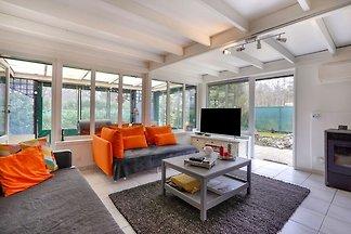 Komfortables Ferienhaus in Lanaken mit eigene...