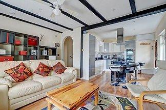 Modernes Ferienhaus in Saundersfoot mit...