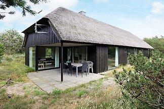 Gemütliches Ferienhaus in Blåvand mit Sauna