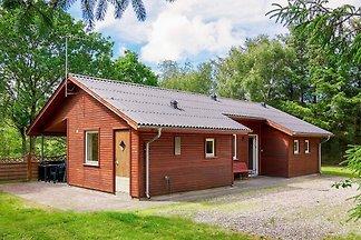 Modernes Ferienhaus in Jütland mit Whirlpool