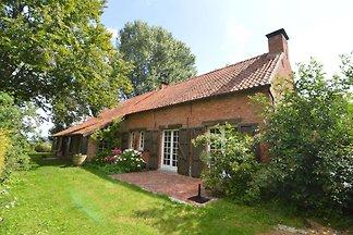 Vintage-Landhaus in Hoogstraten mit Garten